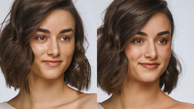 Notino Light Glowy Makeup