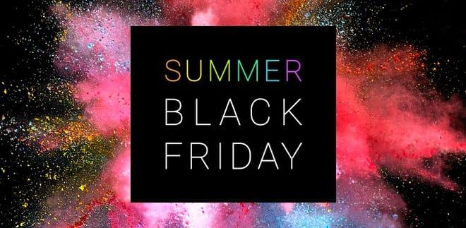 SUMMER BLACK FRIDAY: Kaj vse izbrati v največji poletni akciji?