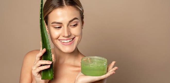 Aloe vera: TOP ingredienser (ikke alene) til din hud